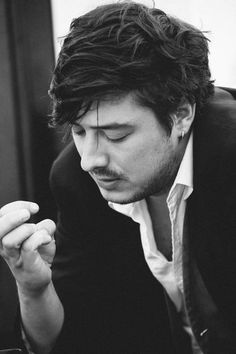 Marcus Mumford is just perfect.