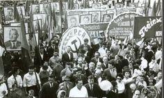 23 de agosto de 1969: manifestación en Bucarest The Sting, Bucharest, Romania, One Day