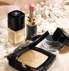 Chanel's Bombay Express De Chanel makeup collection. Luxury.