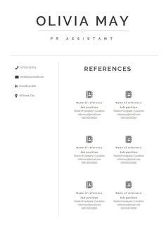 Resume For Job Application Sample Elegant Cvresume Template Job Application Template  Etsy Gifts .