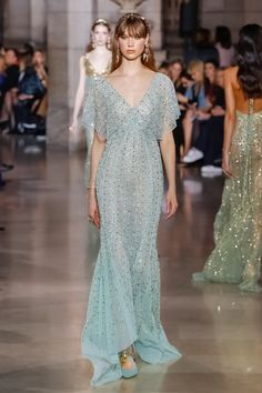 Georges Hobeika   Haute Couture Spring Summer 2018   Look 37