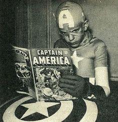 キャプテン·アメリカ、C。1941