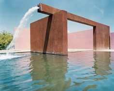 Fuente de los Amentes, Mexico City 1968 - Luis Barragán | The Pritzker Architecture Prize 1980