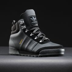 adidas Jake Boot 2.0 Core Black shoes - Overboard.fi
