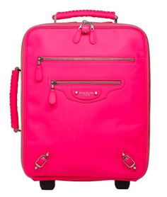 pink luggage | LITTLE GIRL'S BAG'S ON WHEEL'S | Pinterest | Pink ...