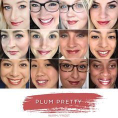 Lipsense Plum Pretty Skin tones color chart collage Visit my page to browse my current stock! Distributor ID: 426213 Kiss & Makeup with Sara https://www.facebook.com/groups/732791276911147/