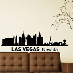 Product Details #walldecals #skyline #vinylstickers #silhouette