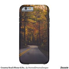 Country Road iPhone 6/6s, Tough Tough iPhone 6 Case