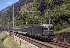 Swiss Railways, Electric Locomotive, Trains, Automobile, Fancy, Car, Autos, Cars, Train