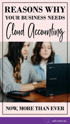 The Reasons Why Your Small Business Needs Cloud Accounting Now More Than Ever - Business Advice for Entrepreneurs, Startups, and Small Business Owners - Sail Business Loans Australia Small Business Accounting, Business Advice, Startups, Sailing, Finance, Australia, Clouds, Book, Candle