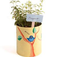Earth Day crafts for kids. Time to recycle!