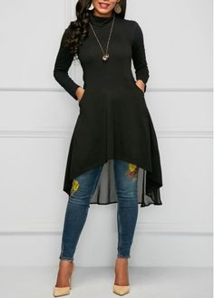 Stylish Tops For Girls, Trendy Tops, Trendy Fashion Tops, Trendy Tops For Women Fashion Wear, Modest Fashion, Hijab Fashion, Trendy Fashion, Plus Size Fashion, Fashion Dresses, Womens Fashion, Mode Outfits, Chic Outfits