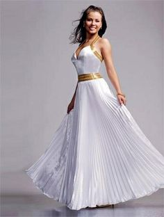 Appear Cute and Elegant with White Prom Dresses http://www.fashionbelief.com/