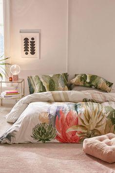 Cactus Scene Bedding
