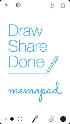 Tayasui Memopad - Draw, Share, Done! by Tayasui.com
