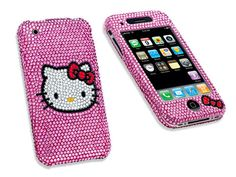 Hello Kitty® Crystal iPhone Case (3G/3GS)