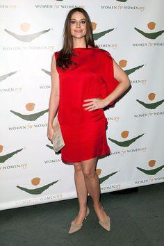 Ariana Rockefeller attends the 2011 Women For Women International Gala, Museum of Modern Art, New York City