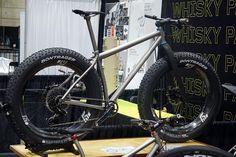 NAHBS 2019: Bingham Built's full-susp Campy road bike, prototype Easton cranks & more! - Bikerumor