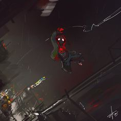 All Spiderman, Spiderman Suits, Mundo Marvel, Superhero Room, Miles Morales, Spider Verse, Disney Marvel, Marvel Heroes, Marvel Universe