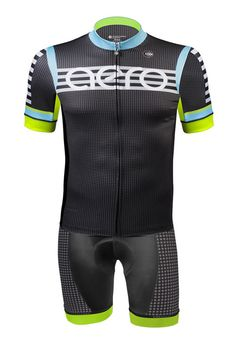 Aero Premiere Cycling Jersey - Aerodynamic, technically designed for all cycling enthusiast.  Made in the USA.
