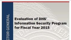 ARCHIVE - IISCA: TSA vulnerable to Cyber attacks , according to DHS...
