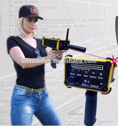 Black Hawk GR100 GPR Ground Penetrating Radar#ground penetrating radar#Measurement & Analysis Instruments#radar