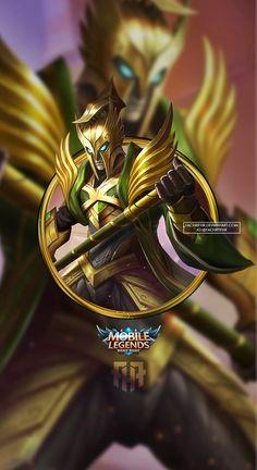 Wallpaper Phone Alpha Fierce Dragon by FachriFHR