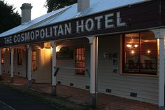 It's warm and cosy at The Cosmopolitan Trentham!