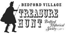 The Bedford Historical Society runs a Treasure Hunt through Bedford Village