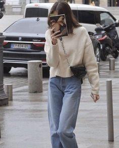 that's so haute ( Look Fashion, Winter Fashion, Fashion Outfits, Fashion Clothes, Paris Fashion, Fashion Women, Fashion Ideas, Fashion Tips, Fall Outfits