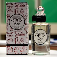 From Dec.28.2013 소공점 Lotte DFS에서도~ Pleaz come! Penhaligon Opus 1870