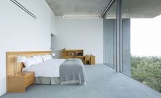 Fans of architect Tadao Ando will be pleased to hear of the recent opening of this intimate seven-room retreat just outside the city of Matsuyama on Japan's smallest island, Shikoku. Completed 17 years ago as a private guesthouse, the building was la...