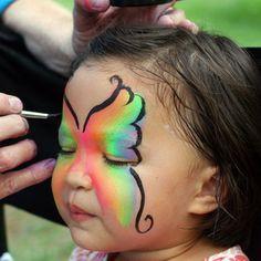 Face-art, Aqua-makeup, face Painting, kids party