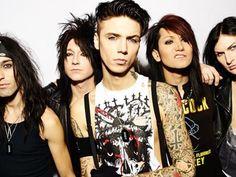 Figure out if Andy, CC, Ashley, Jake, or Jinxx  I got Ashley Purdy!! XD yay!!!