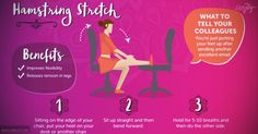 9 Office-Friendly Yoga Poses Good For Your Mind And Body