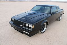 1987 Pro-touring Buick Grand National - Ultimate resto-mod, frame off custom