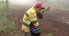 osCurve Brasil : Agricultor conta que usou o corpo para proteger fi...