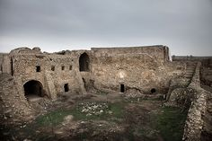By Theodore Shoebat The oldest Christian monastery in Iraq was just destroyed by ISIS Muslims. According to the report: The Islamic State just bulldozed St. Elijah's Monastery, the oldest Christian… Isis Iraq, Out Of The Dark, Thing 1, Church Architecture, Archaeological Site, Abandoned Buildings, Historical Sites, Monument Valley, Mount Rushmore