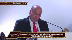 ALCALDE DE OAXACA NO DESCARTA BUSCAR LA GUBERNATURA