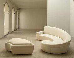 curved furniture | ... & Eclectic Italian Furniture Custom Furniture Occasional furniture