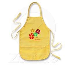 (featured once in a magazine) Designs By Gina© Kids Apron by Gina Lee Manley ©gleem