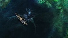ArtStation - The Siren, Daniel Jiménez Villalba