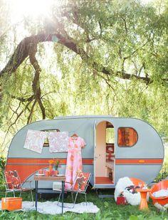 camping er blevet cool | Femina.dk
