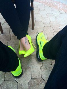 Neon his &hers