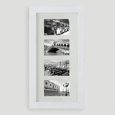 Check out >> One in every of my favourite discoveries at WorldMarket.com: White Wall Mount Photograph Displa...
