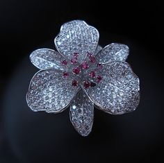 Find More Information about R3401 Luxury Magnolia flower  aaa cubic zirconia  ring free size 3 colours,platinum plated,High Quality platinum anniversary ring,China ring midi Suppliers, Cheap platinum gold diamond ring from stone jewelry on Aliexpress.com