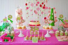 festa infantil tema primavera provençal - Pesquisa Google