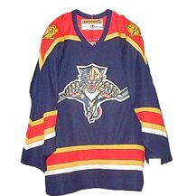 online retailer 00efc 69a9f florida panthers old jersey