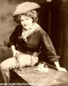 A gunfighter, gambler, performer, and alleged prostitute, Kitty Leroy, was best known as one of the most proficient poker players in the Old West.