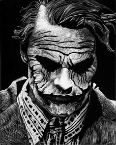 Joker by Jose Macias
